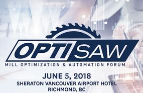 2018 Optisaw West Mill Optimization & Automation Forum