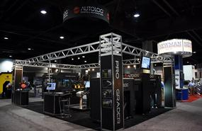 Autolog at the Forest Products Machinery & Equipment Exposition in Atlanta