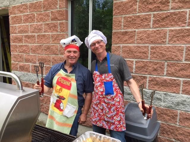 Autolog employee BBQ_Chefs