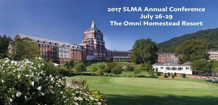 SLMA annual conference 2017