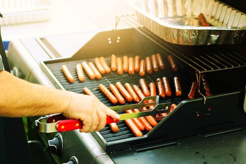 Hot Dog BBQ 2018